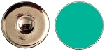 Snap Charm-Turquoise