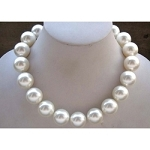 Large Pearl BAM BAM Necklace