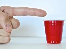 "Mini ""Solo "" Party Cups Red (Set of 12)"