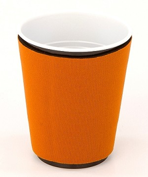 Solo Cup Koozie Burnt Orange
